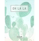 "Greeting card "" OH LA LA """