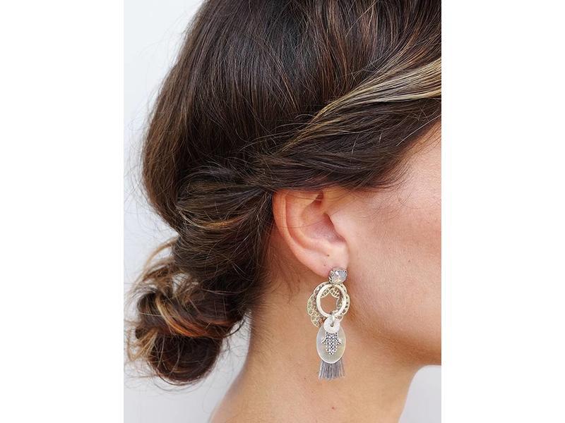 Ohrringe Cocotail