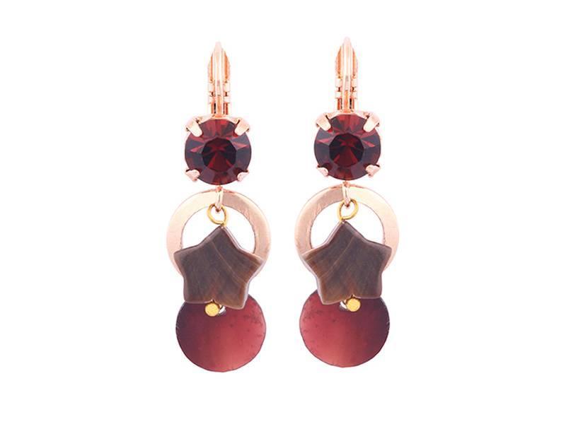 Earring Eastern Redbud
