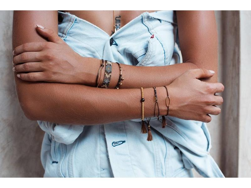 Armband Walnut