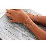 Armband Kilo Silver
