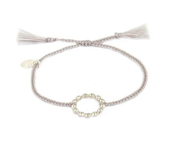 Armband Dusty Miller