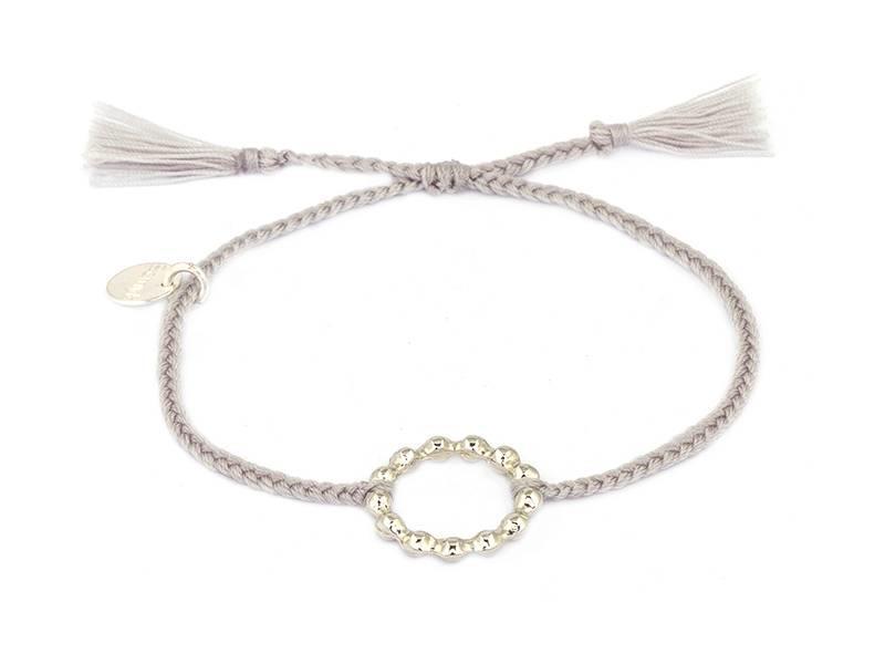 Bracelet Dusty Miller