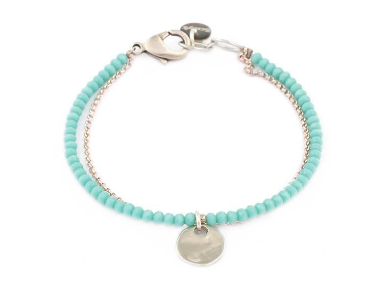 Bracelet Velvet Crown