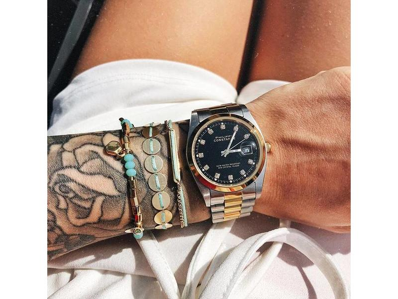 Armband Matcha Coffee