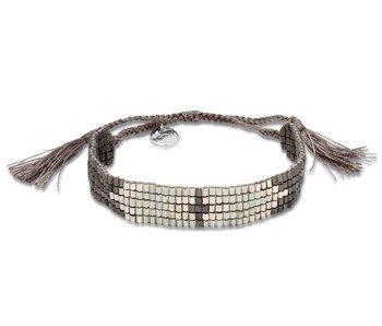 Bracelet Taupe-less