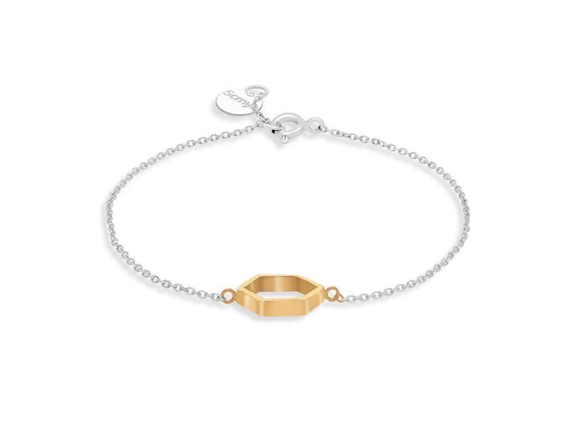 Bracelet Bravo Gold