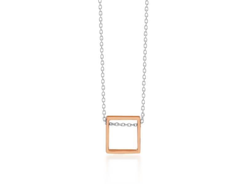 Necklace Delta Rose