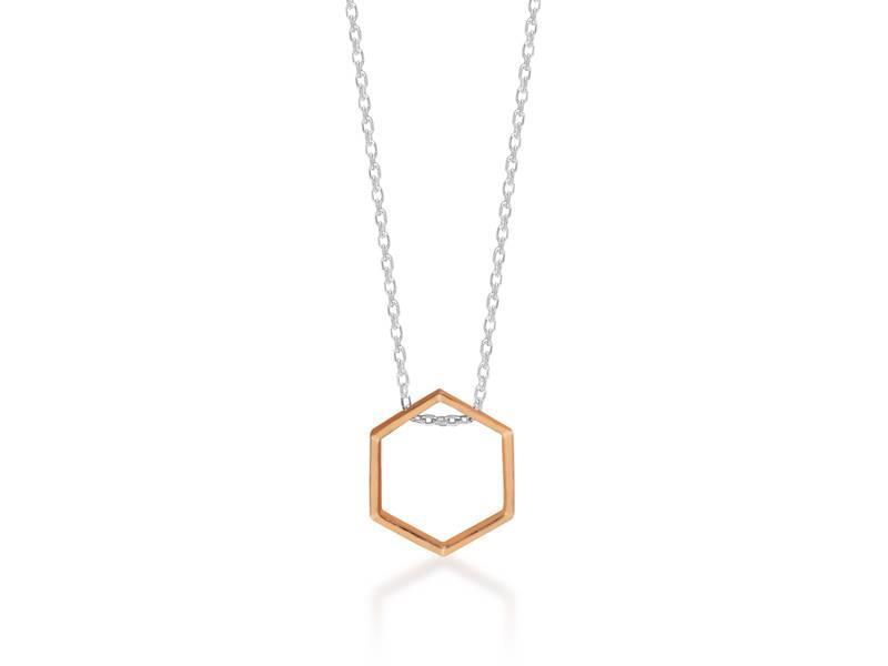Necklace Bravo Rose