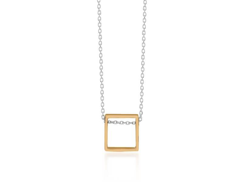 Halskette Delta Gold
