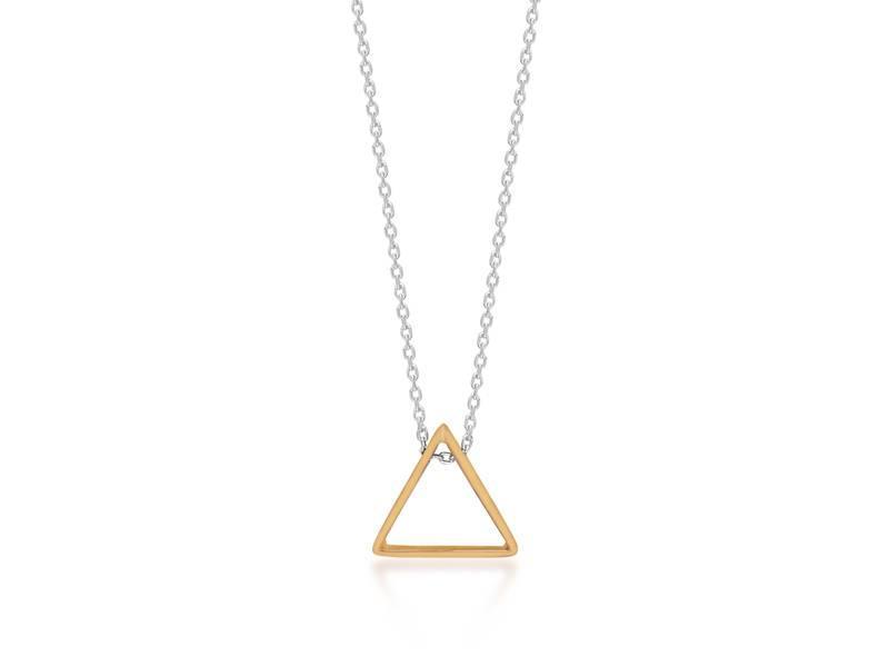 Halskette Alpha Gold