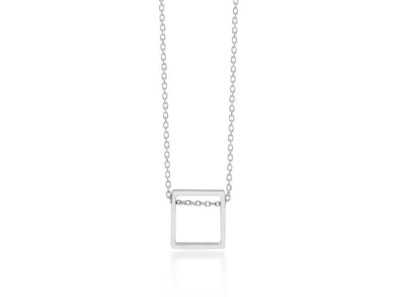 Halskette Delta Silver