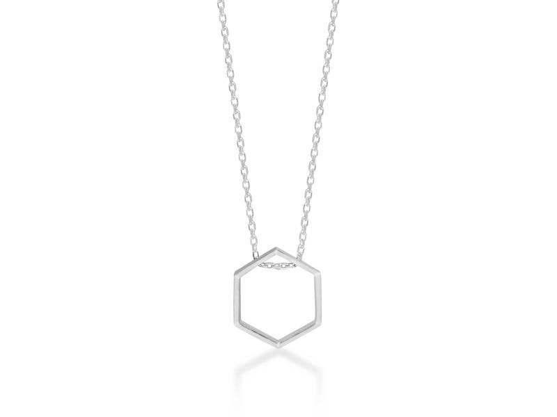 Necklace Bravo Silver