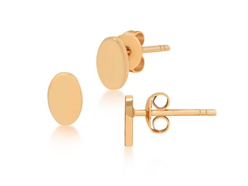 Ohrringe gold Chromosphere