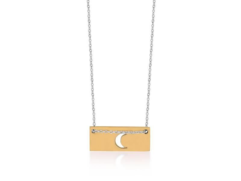 Ketting Gold Bar - Moon