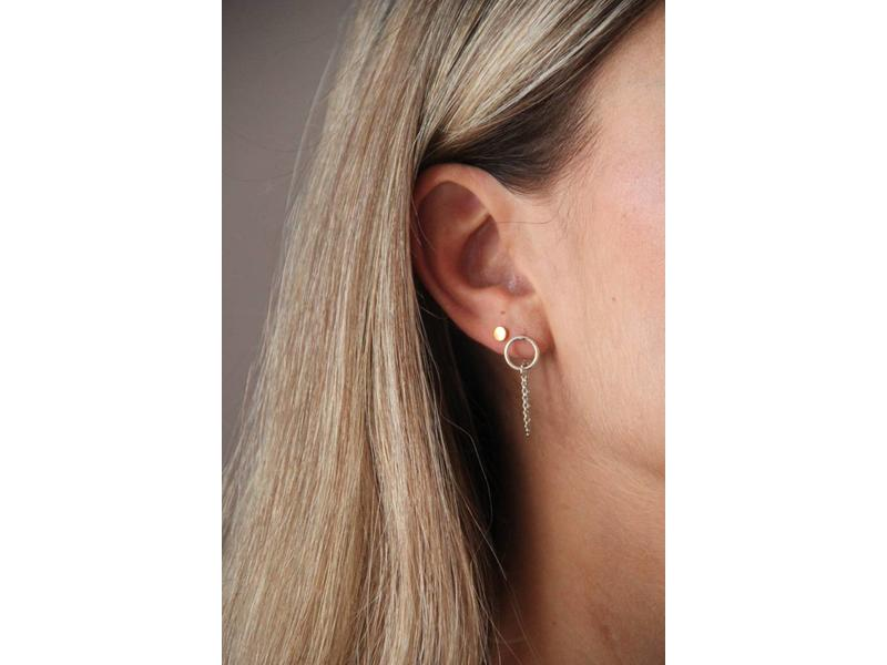 Earring Cold Powder