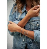 Armband Taupe-less