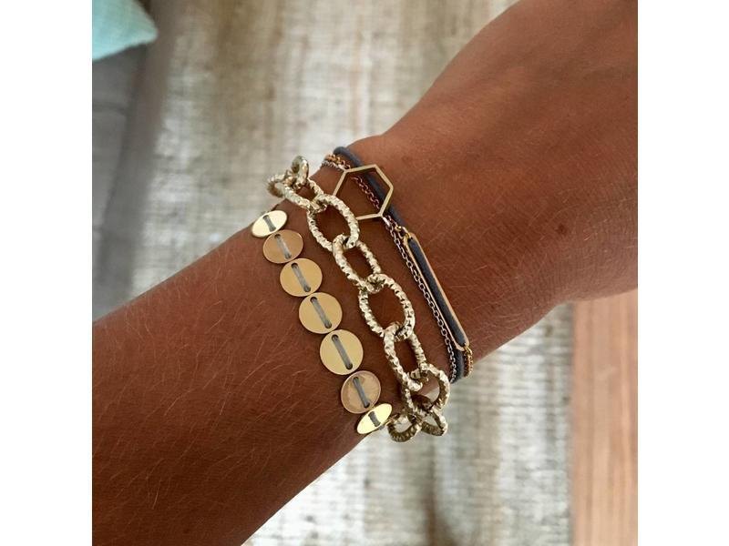 Bracelet  Potato Skin