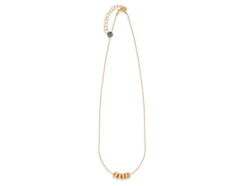Necklace Golden Milk