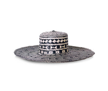 Straw Summer Hat Tumaric