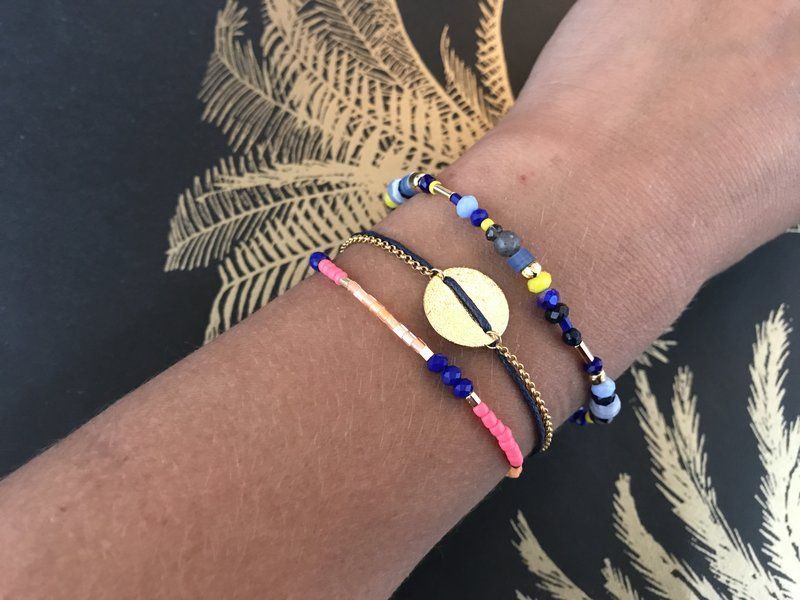 Bracelet Summer Blues