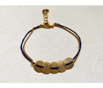 Bracelet Dirty Blue
