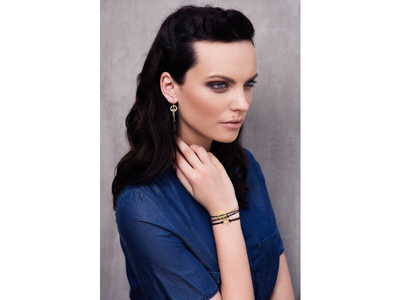 Armband Melrose Black