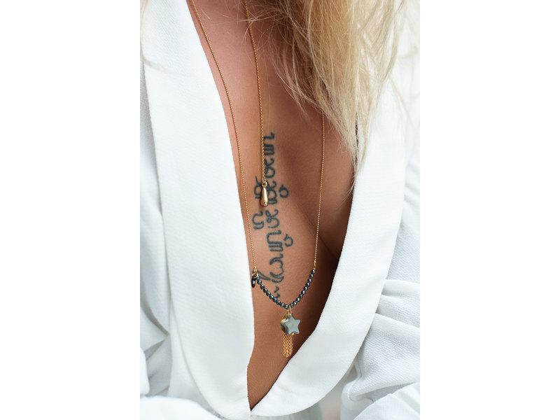 Necklace Holy Hickory