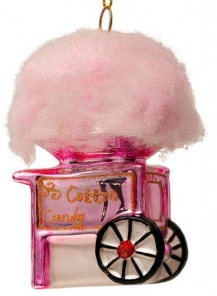 Vondels Amsterdam  Vondels roze suikerspin machine