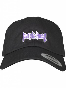 "Urban Classics ""purple haze"" dad cap"