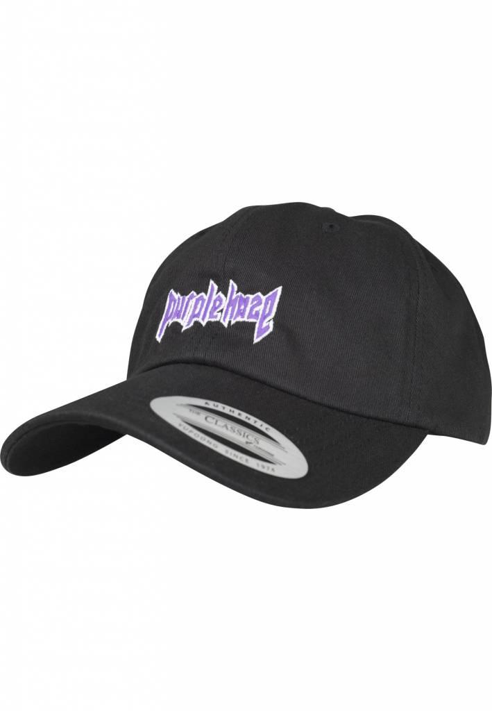 "Urban Classics ""purple haze"" dad cap"
