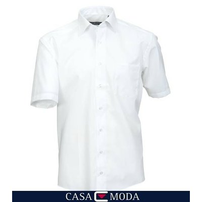 Casa Moda weißes Hemd 8070/0 - 6XL / 54