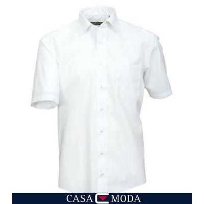 Casa Moda weißes Hemd 8070/0 - 7XL / 55-56