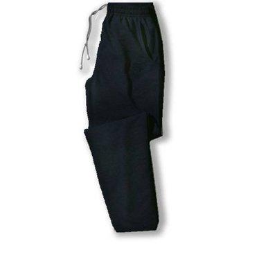 Ahorn Jogginghose schwarz 4XL
