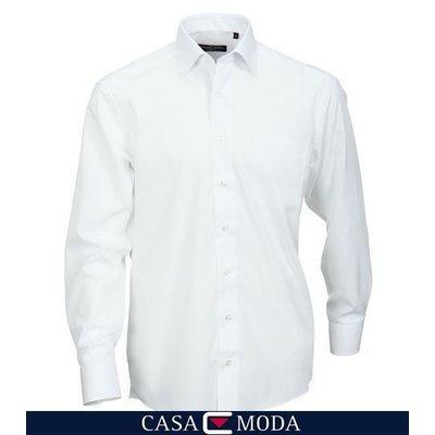 Casa Moda weißes Hemd 6050/0 6XL