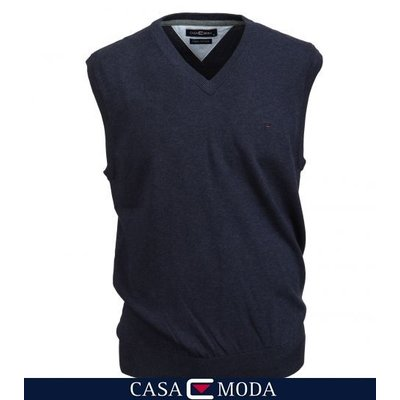 Casa Moda  V-Ausschnitt-Pullover unter 004460/135 6XL