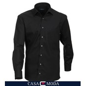 Casa Moda Hemd schwarzes 6050/80 2XL