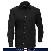Casa Moda Hemd schwarzes 6050/80 4XL