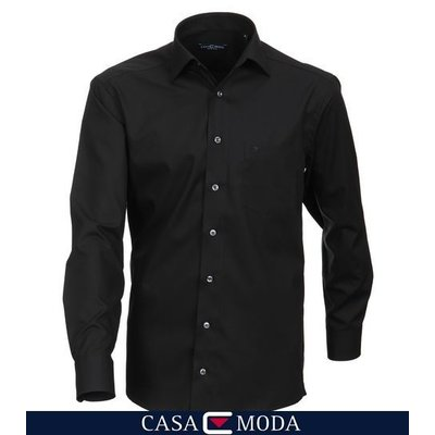 Casa Moda Hemd schwarzes 6050/80 6XL