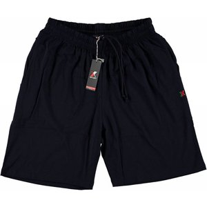 Maxfort Sweat Short Roseto navy 10XL