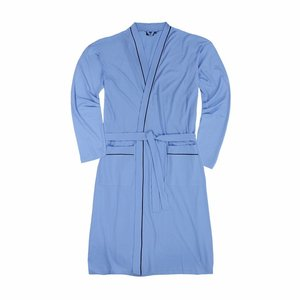 Bademantel Adamo 119264 blau 3XL