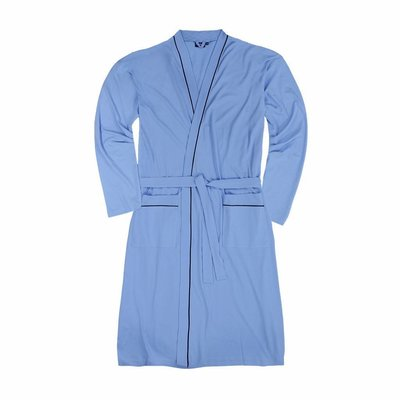 Bademantel Adamo 119264 blau 4XL