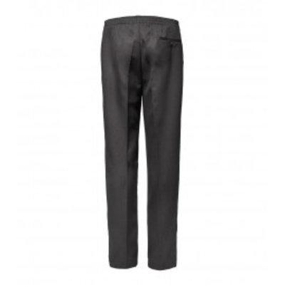 Luigi Morini elastische Hosen Amberg Grau Größe 30
