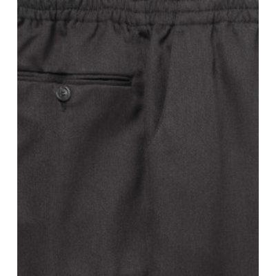 Luigi Morini elastische Hose Amberg grau Größe 33