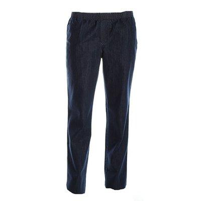 Luigi Morini elastische Jeanshosen Amberg blau Größe 29