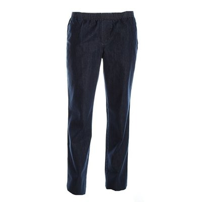 Luigi Morini elastische Jeanshosen Amberg blau Größe 31