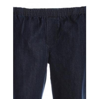 Luigi Morini elastische Jeanshosen Amberg blau Größe 33