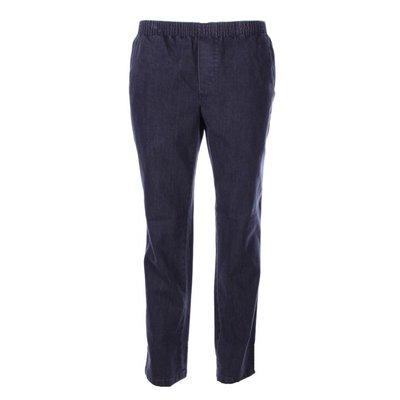 Luigi Morini elastische Jeanshosen Amberg schwarz Größe 29