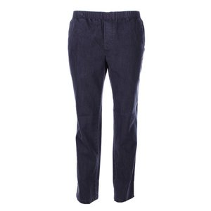 Luigi Morini elastische Jeanshosen Amberg schwarz Größe 34