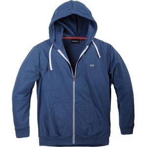 North 56 Sweatcardigan 99832 blau 8XL